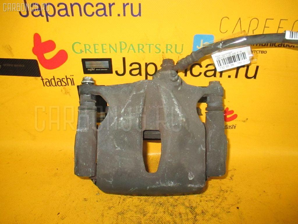 Суппорт TOYOTA JZX100 1JZ-GE. Фото 5