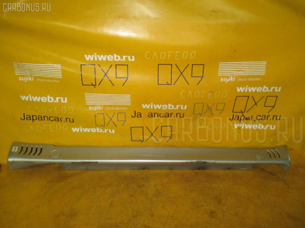 Порог кузова пластиковый ( обвес ) MERCEDES-BENZ C-CLASS W202.020 Фото 1