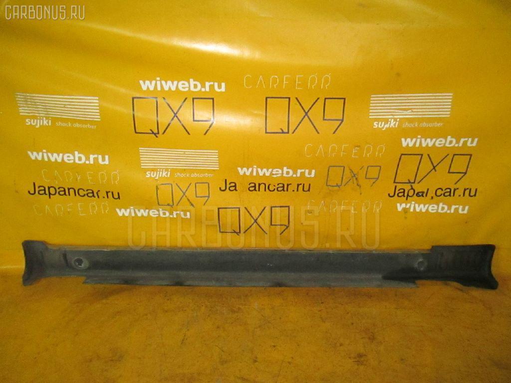 Порог кузова пластиковый ( обвес ) MERCEDES-BENZ C-CLASS W202.020 Фото 2