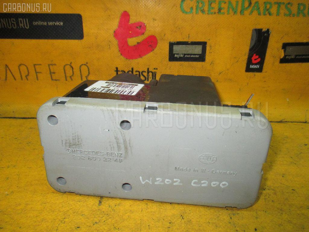 Компрессор центрального замка MERCEDES-BENZ C-CLASS W202.020 111.941. Фото 4