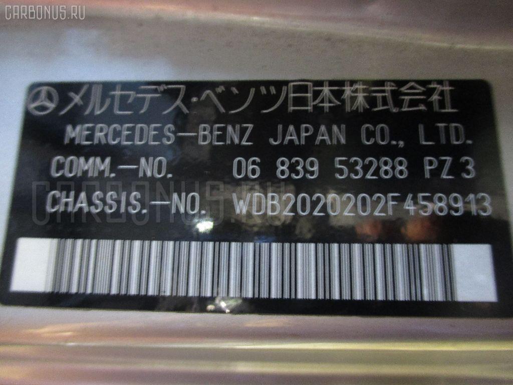 Стоп MERCEDES-BENZ C-CLASS W202.020 Фото 4