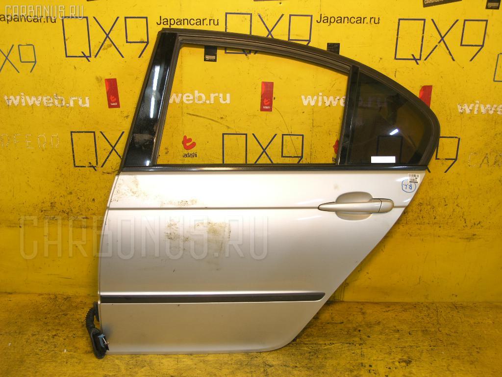 Дверь боковая BMW 3-SERIES E46-ET16 Фото 1