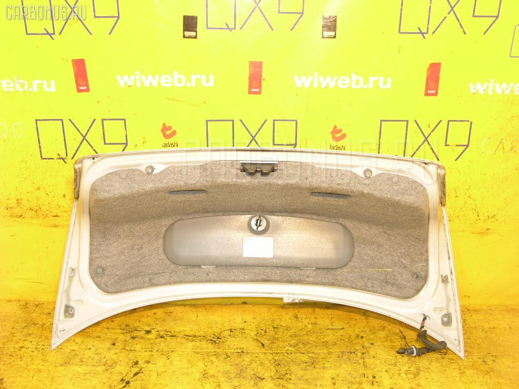 Крышка багажника BMW 3-SERIES E46-ET16. Фото 2