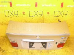 Крышка багажника Bmw 3-series E46-ET16 Фото 1
