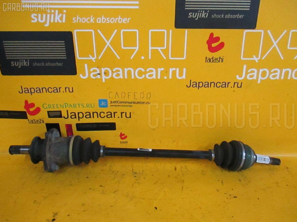 Привод MITSUBISHI CHARIOT GRANDIS N94W 4G64. Фото 4