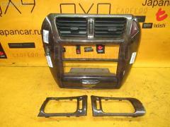 Консоль магнитофона Mitsubishi Chariot grandis N84W Фото 1
