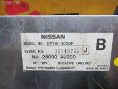Автомагнитофон NISSAN PRIMERA WAGON WTP12 Фото 4