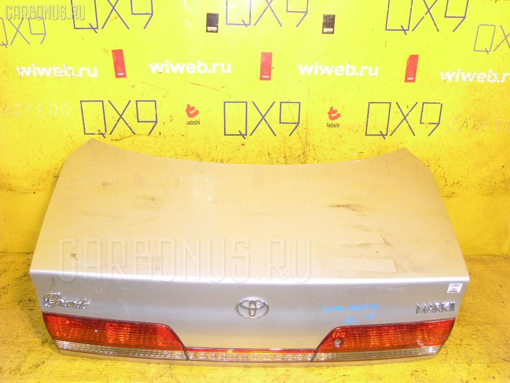 Крышка багажника TOYOTA MARK II GX100. Фото 11