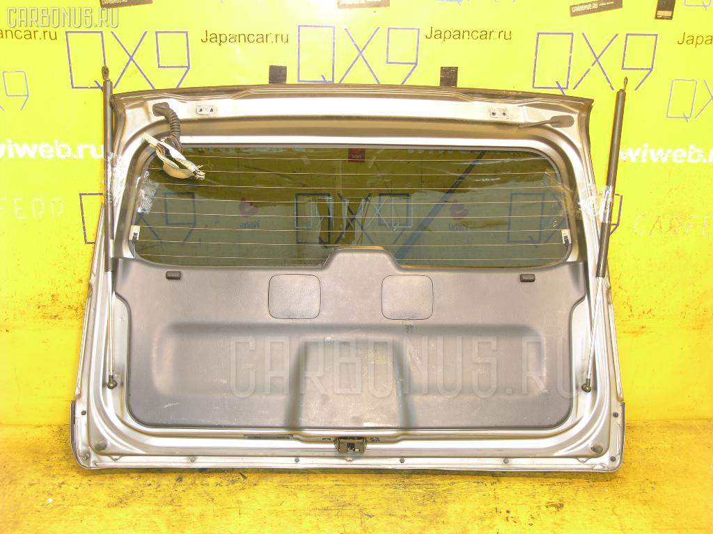 Дверь задняя HONDA HR-V GH1 Фото 2
