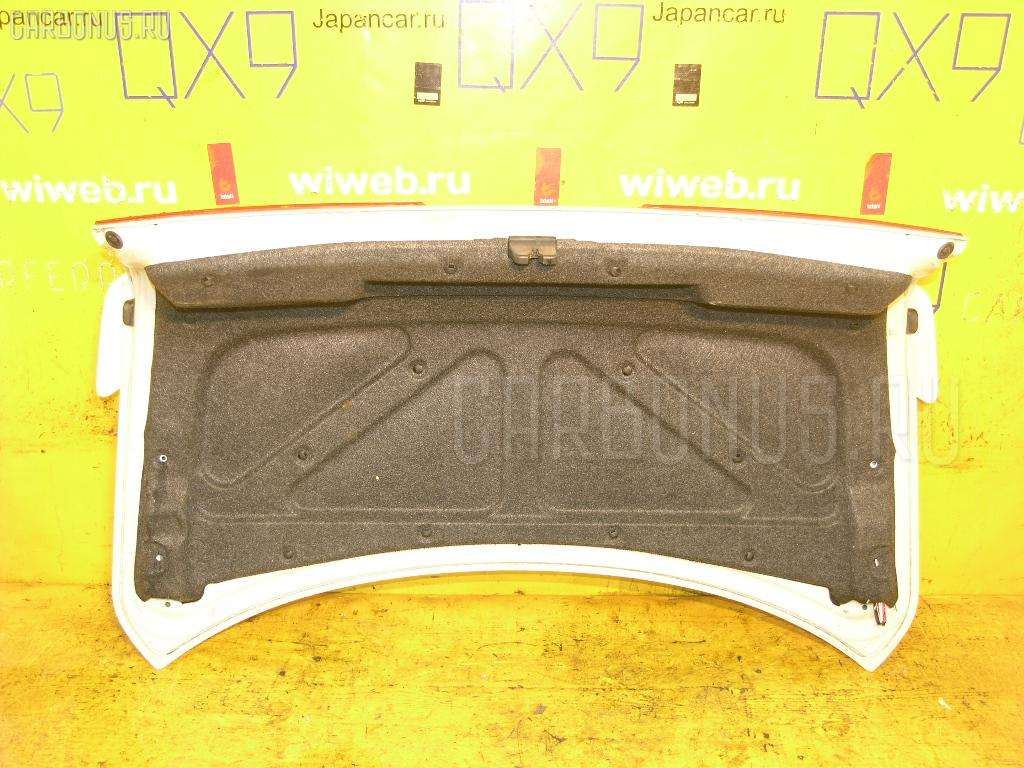 Крышка багажника TOYOTA MARK II JZX100. Фото 6
