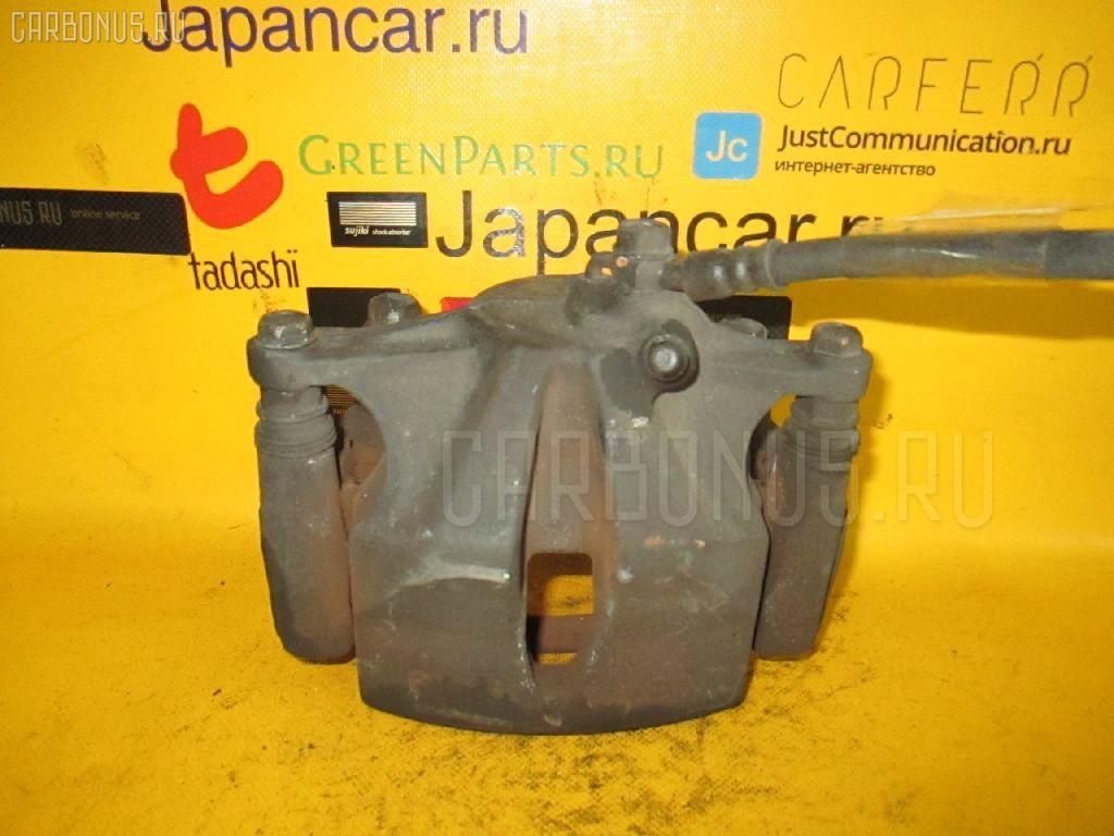 Суппорт TOYOTA JZX100 1JZ-GE. Фото 11