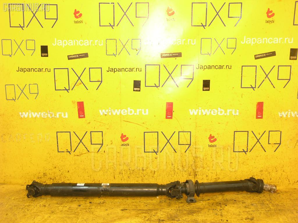Кардан TOYOTA JZX100 1JZ-GE. Фото 9