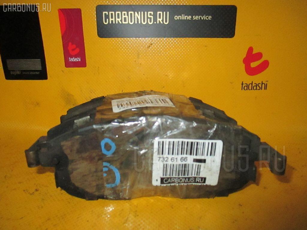 Тормозные колодки NISSAN TINO V10 QG18DE. Фото 11