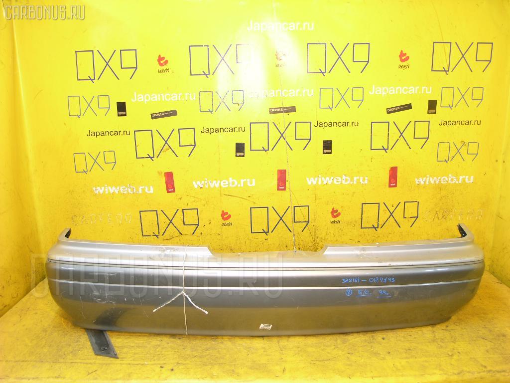 Бампер TOYOTA CROWN JZS151 Фото 1