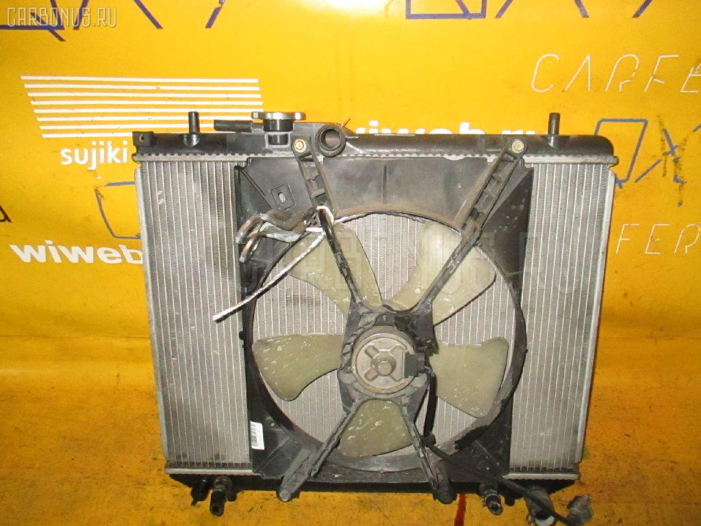 Радиатор ДВС DAIHATSU TERIOS KID J111G EF-DET. Фото 6