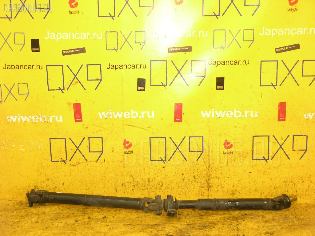 Кардан DAIHATSU TERIOS KID J111G EF-DET Фото 1
