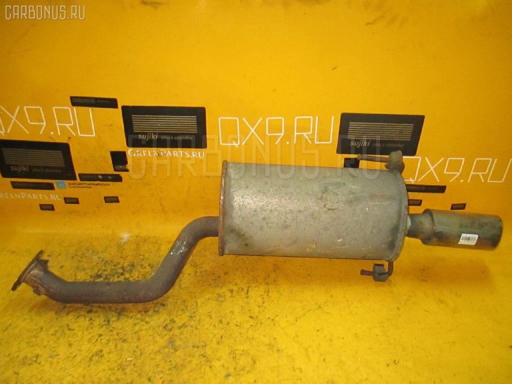 Глушитель SUBARU LEGACY WAGON BH5 EJ204 Фото 1