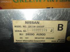 Автомагнитофон NISSAN PRIMERA TP12 Фото 3