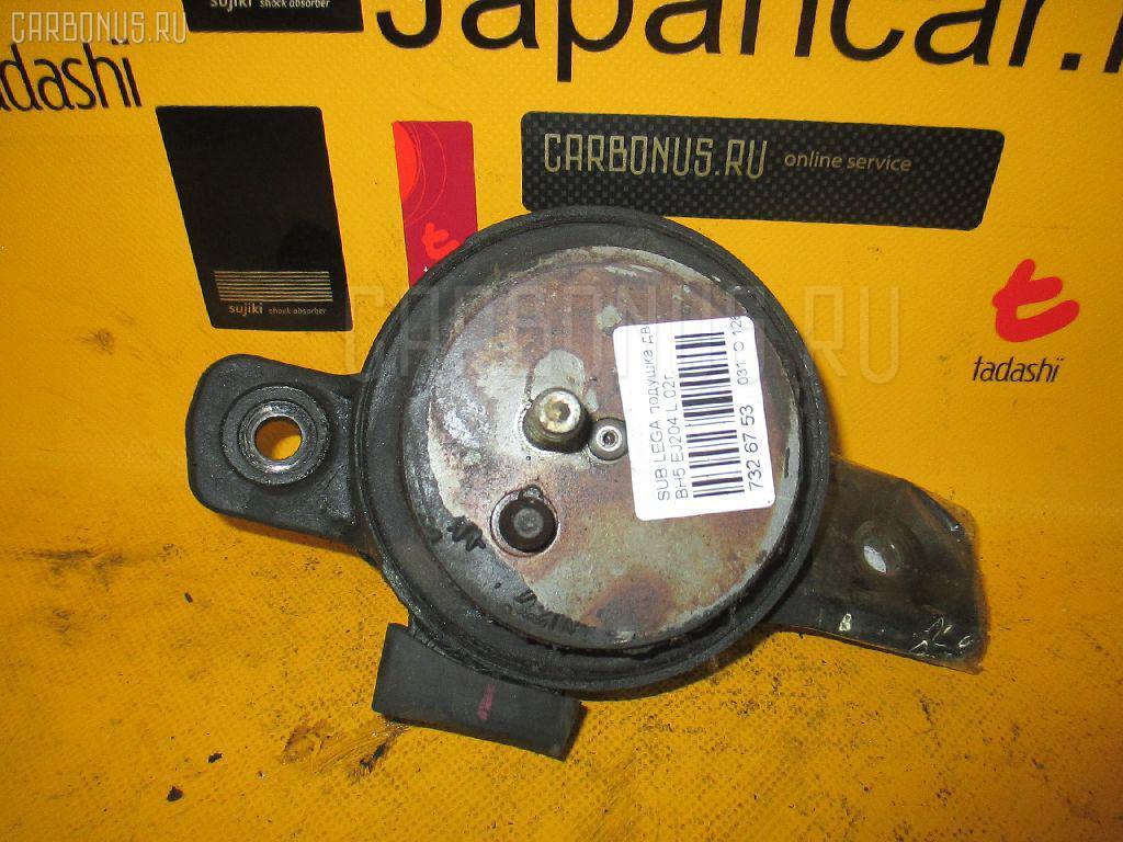 Подушка двигателя SUBARU LEGACY WAGON BH5 EJ204. Фото 3