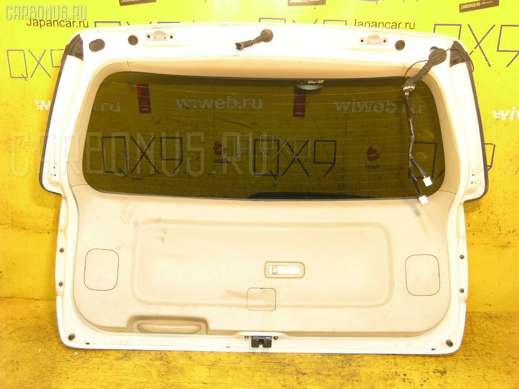 Дверь задняя TOYOTA IPSUM ACM26W. Фото 2