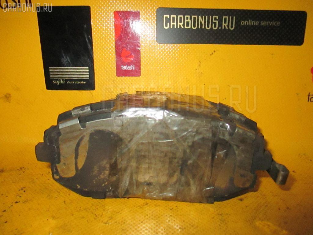 Тормозные колодки SUBARU IMPREZA GDC EJ15 Фото 1