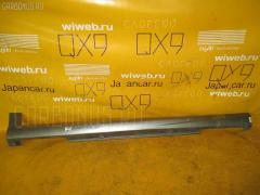 Порог кузова пластиковый ( обвес ) SUBARU IMPREZA GDC Фото 1