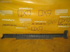 Порог кузова пластиковый ( обвес ) SUBARU IMPREZA GDC Фото 2
