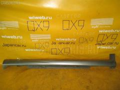Порог кузова пластиковый ( обвес ) SUBARU IMPREZA GDC Фото 3
