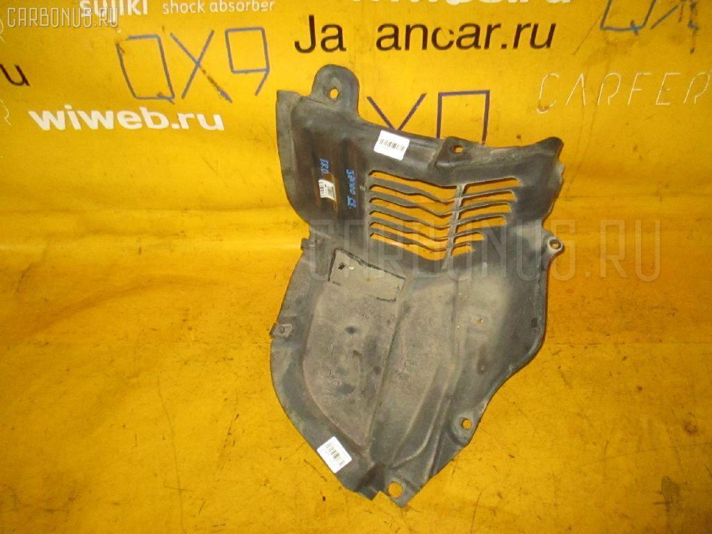 Подкрылок TOYOTA CRESTA JZX100 1JZ-GE. Фото 4