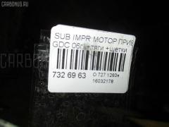 Мотор привода дворников Subaru Impreza GDC Фото 3