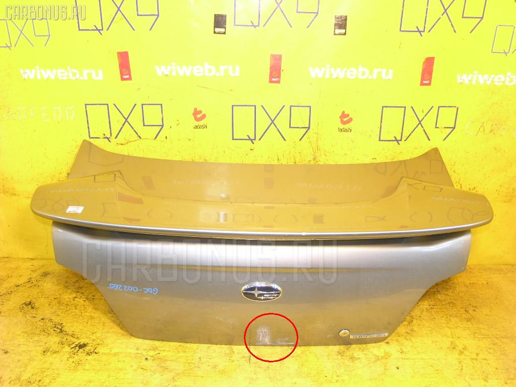 Крышка багажника SUBARU IMPREZA GDC Фото 1