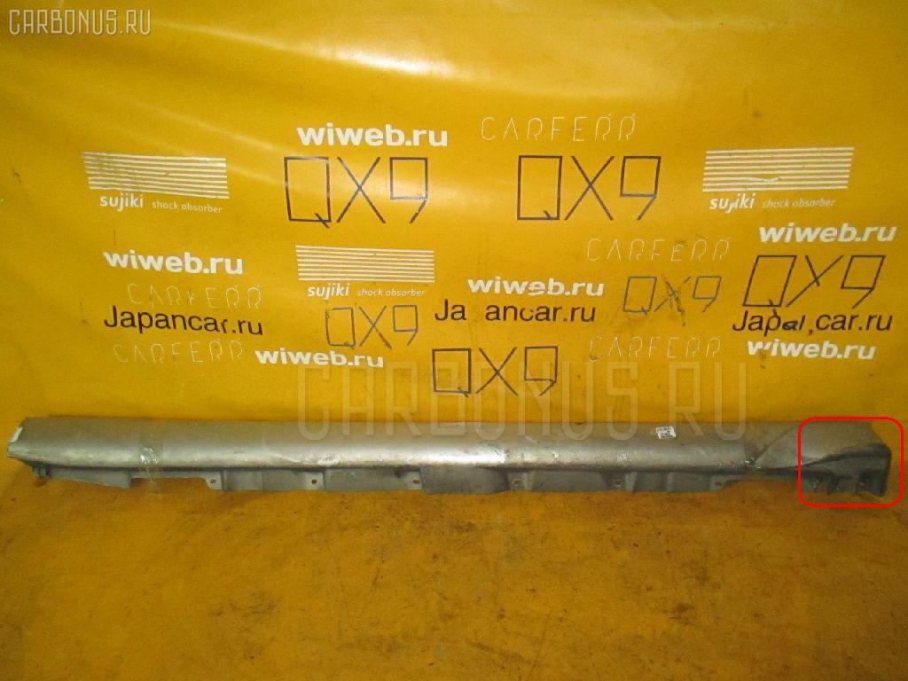 Порог кузова пластиковый ( обвес ) TOYOTA AVENSIS WAGON AZT250W Фото 3