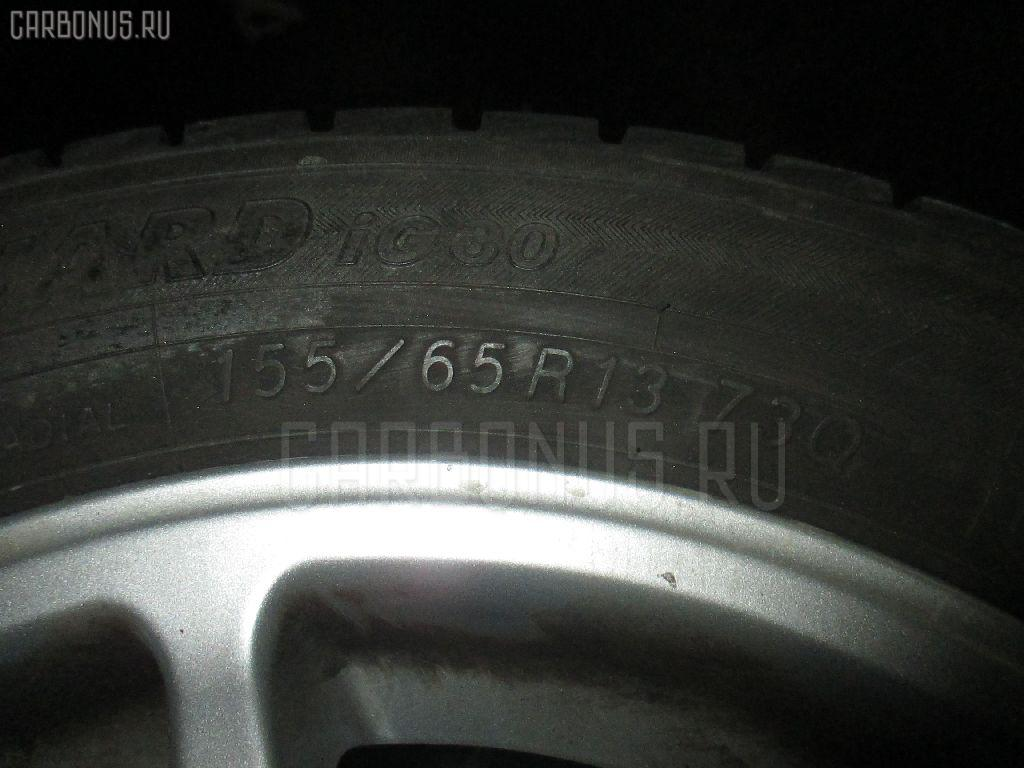 Автошина легковая зимняя ICE GUARD IG30 155/65R13 YOKOHAMA Фото 2