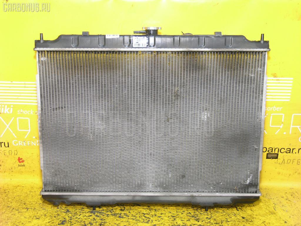 Радиатор ДВС NISSAN X-TRAIL NT30 QR20DE. Фото 10