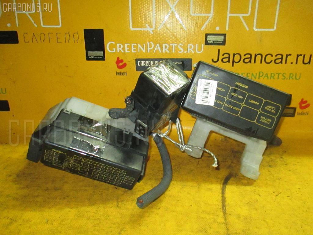 Блок предохранителей NISSAN X-TRAIL NT30 QR20DE. Фото 7