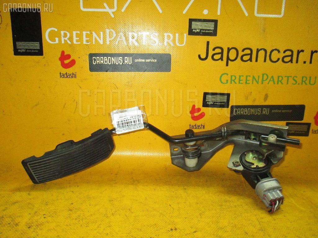Педаль подачи топлива NISSAN X-TRAIL NT30 QR20DE. Фото 3