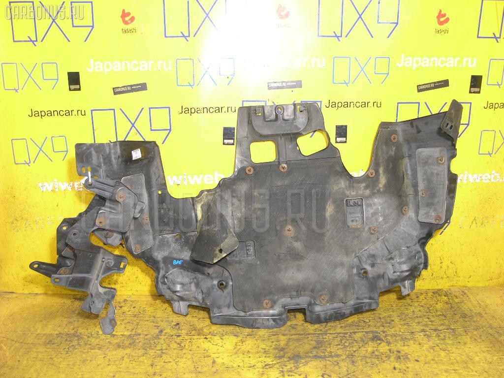 Защита двигателя SUBARU OUTBACK BPE EZ30 Фото 1