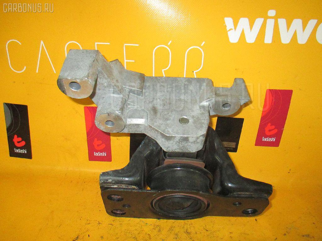 Подушка двигателя NISSAN TIIDA LATIO SC11 HR15DE. Фото 5