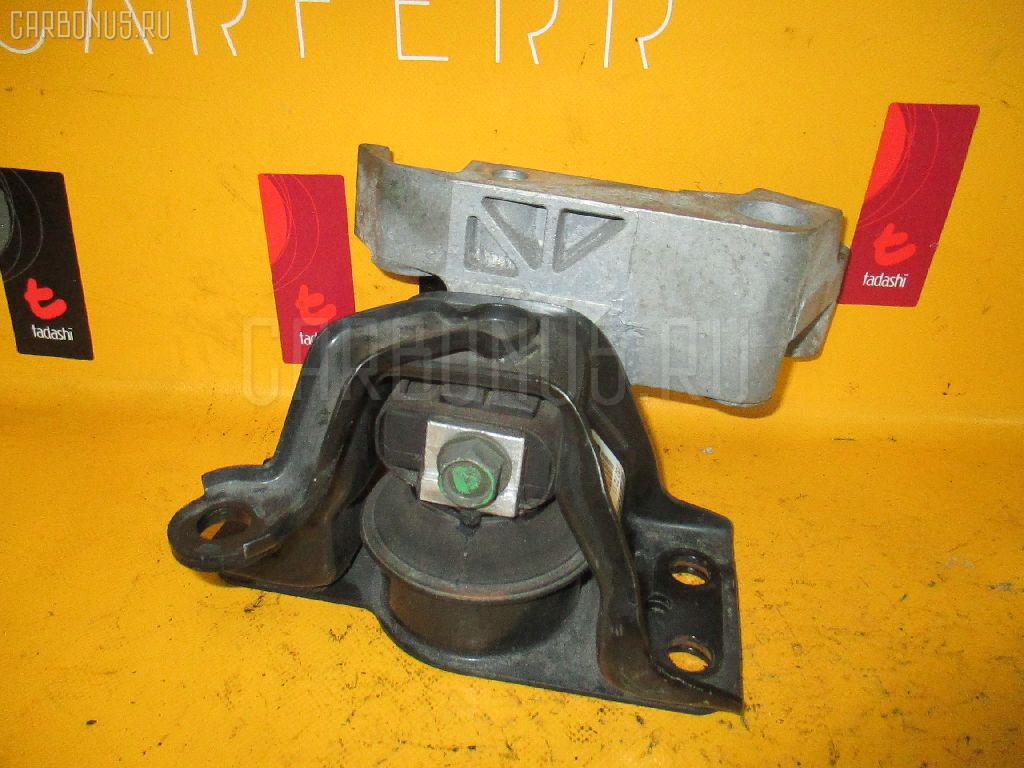 Подушка двигателя NISSAN TIIDA LATIO SC11 HR15DE. Фото 6