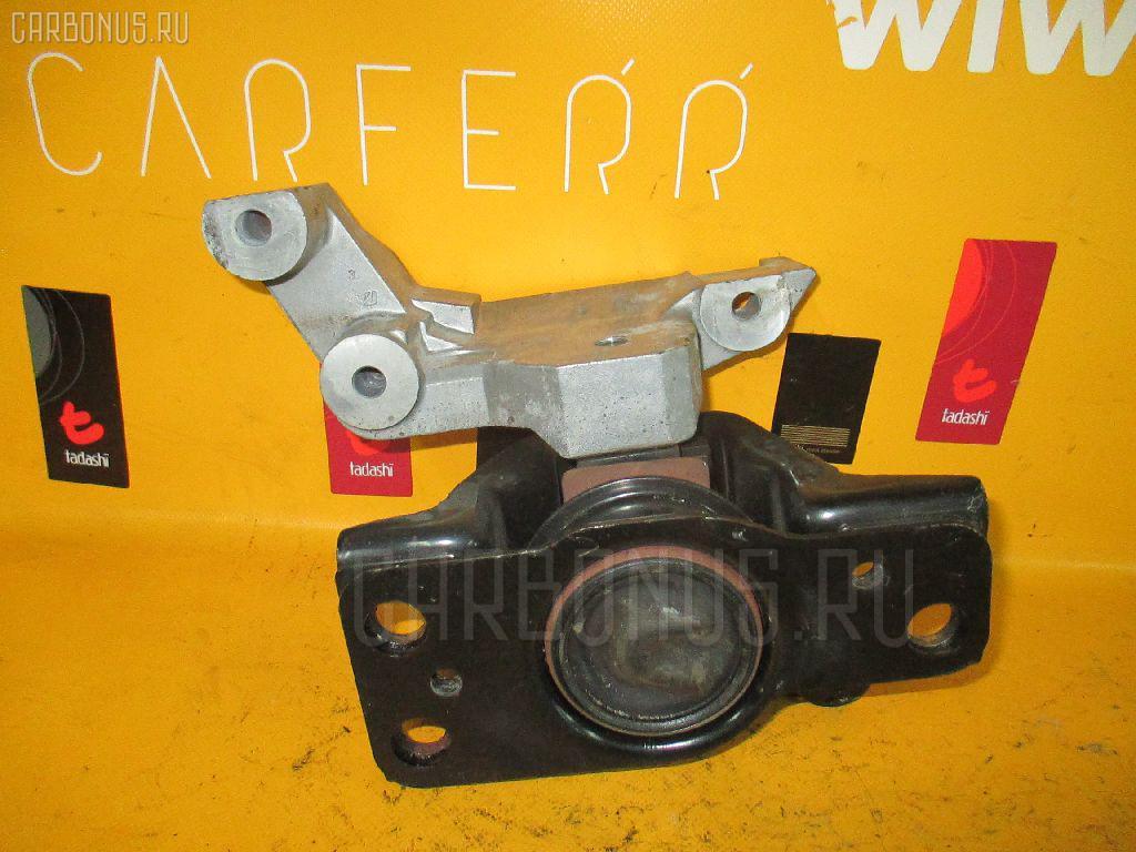 Подушка двигателя NISSAN TIIDA LATIO SC11 HR15DE. Фото 7