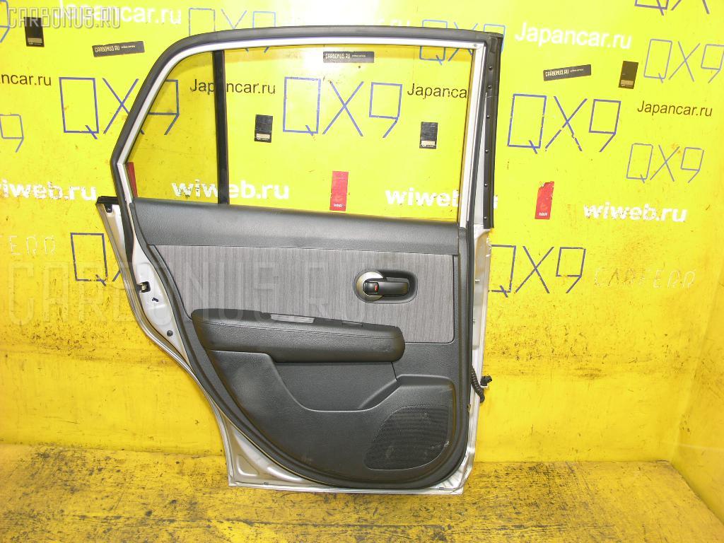 Дверь боковая NISSAN TIIDA LATIO SC11. Фото 6