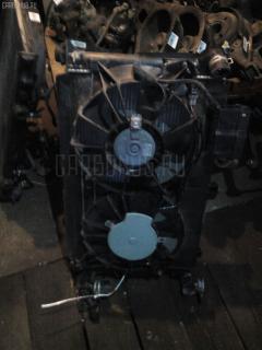 Радиатор ДВС Toyota Avensis wagon AZT250W 1AZ-FSE Фото 4
