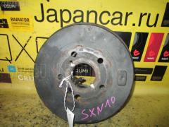 Тормозной цилиндр на Toyota Nadia SXN10 3S-FSE, Заднее расположение