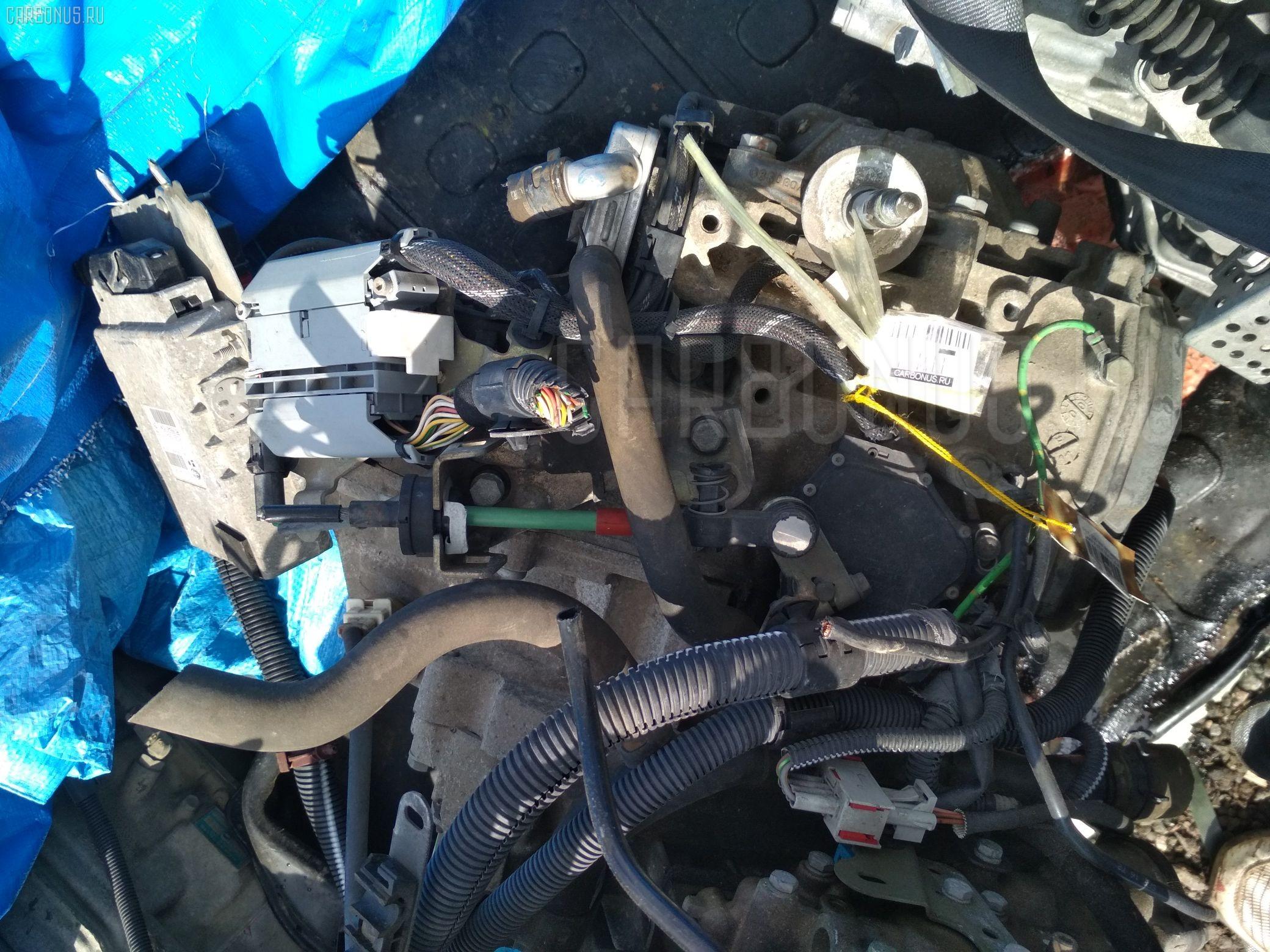КПП автоматическая Peugeot 206 2AKFX KFX Фото 1