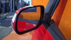 Зеркало двери боковой TOYOTA RACTIS NCP100 Левое