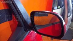 Зеркало двери боковой на Toyota Ractis NCP100 87910-52750  81730-52070  87915-52070-D0  87931-52750, Правое расположение