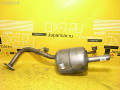 Глушитель Toyota Vitz KSP90 1KR-FE Фото 1