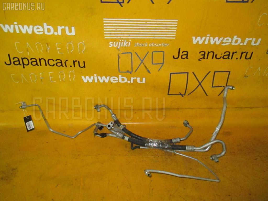 Шланг кондиционера TOYOTA VITZ KSP90 1KR-FE Фото 1
