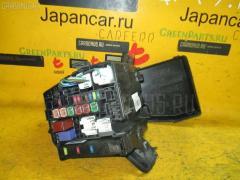 Блок предохранителей TOYOTA VITZ KSP90 1KR-FE Фото 1