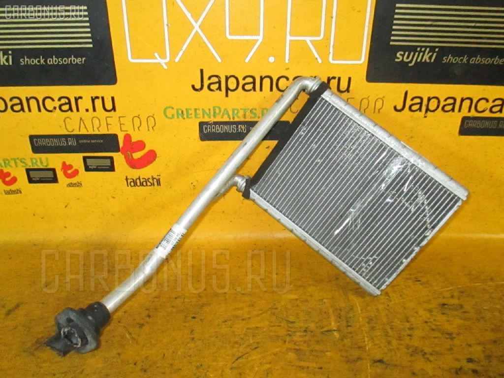 Радиатор печки TOYOTA VITZ KSP90 1KR-FE. Фото 3
